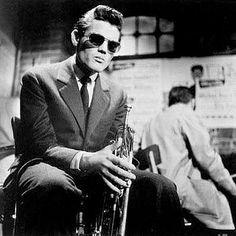 Chet Baker, mid-1950s | Flickr - Photo Sharing!