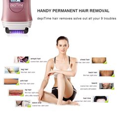 permanent hair removal with coupon code vipdeal on depitime.us to save  money. Unwanted 9ced19ca626b