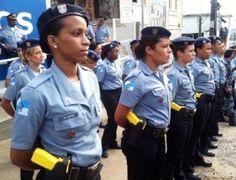 PMERJ Polícia Militar do Estado do Rio de Janeiro - PMFEm (Brasil)