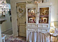 Penny's Vintage Home: Spring Vignettes