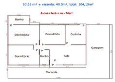 170 Ideias De Relíquias Plantas De Casas Projetos De Casas Projetos De Casas Terreas