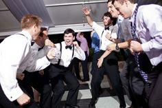 groomsmen, photo, party