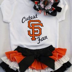 SF Giants Outfit!