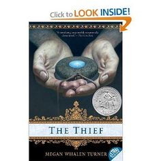 The Thief (The Queen's Thief, Book 1) I LOVE this series!!! One of my first favorites that I still read over and over and over :-)