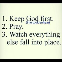God's plan is always the best