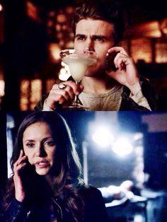 che è Caroline da diari vampiro dating nella vita reale ha Becca e Reno hook up