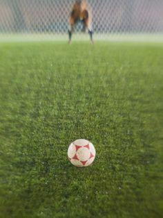 goalie anticipating soccer kick.  photographic print by david madison at art.com.