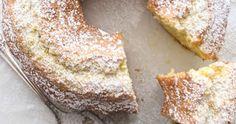Recept voor Italiaanse citroentaart voor tussendoor, als dessert of ontbijt