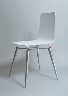 Skoki Chair by Michael Kushner - The Skoki chair is proof that inspiration can come from the most unexpected of places! Designer Michael Kushner envisioned the chair while observing drunk people's posture at a pub. Read more at http://www.yankodesign.com/2015/01/29/drunken-design/#3TcDB07EPkj5vOvd.99