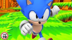 Top 10 Fan Made Sonic Games