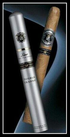 Zino Platinum Double Grande Churchill Cigar