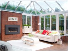 Featuring Pilkington Activ™ Blue, this conservatory located in Merseyside benefits from self cleaning and solar control properties Conservatories, Solar, Cleaning, Benefit, Blue, Ideas, Home Cleaning, Thoughts