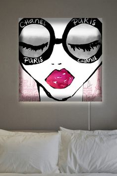 Oliver Gal 'Ready for the City' LED Canvas Lightbox by Oliver Gal Gallery on @HauteLook