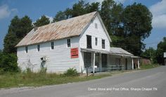 Davis' Store Norris Lake Tennessee, East Tennessee, Tennessee Valley Authority, Ancestry, Scenery, Sweet Home, Shed, Outdoor Structures, Cabin