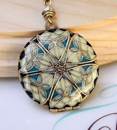 Blue Locket,