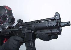 ICS CXP .08 Concept Rifle AEG Video