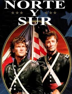 north and the south Radios, Civil War Movies, Capas Dvd, Penny Marshall, Patrick Swayze, I Series, Old Shows, Vintage Tv, Old Tv