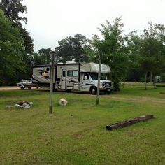 Owassa Lakeside RV Park Evergreen AL Passport America Campgrounds