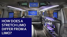 often at times when you call a limo service you're not sure what type of vehicle to order. As an Suv Stretch Limo Humble, TX, CBC Luxe gets plenty of questions asking the difference between a stretch limo and a limo. Ground Transportation, Transportation Services, Luxury Travel, Luxury Cars, Party Bus, Gps Tracking, Ways To Travel, Limo, All About Time