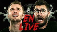 LE LIVE D'HALLOWEEN ! (Cyprien & Squeezie)