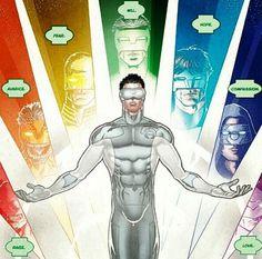 White Lantern Mask Kyle Rayner New Guardians Leather Masks ...