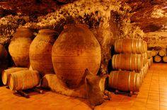 Bodegas Dionisios. Cueva-Bodega, Castilla-La Mancha