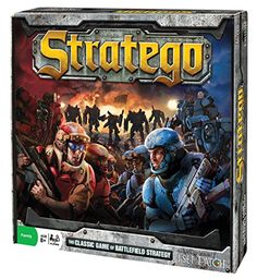Stratego - the classic game of Battlefield strategy. On a distant planet two armies clash. Who will be victorious? You command an army of soldiers generals and spies. Devise a plan and deploy yo...