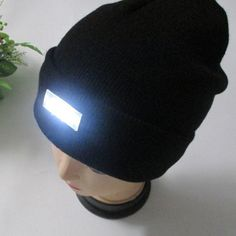 5 LED light Hat Warm Winter Beanies Gorro Fishing Angling Hunting Camping Running Black Caps Knitting Woolen Hat 2016 Fashion #>=#>=#>=#>=#> Click on the pin to check out discount price, color, size, shipping, etc. Save and like it!