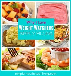 Why I Love the Weight Watchers Simply Filling Technique