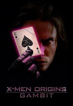 Gambit - X men - Taylor Kitsch Gambit Marvel, Gambit X Men, Rogue Gambit, Marvel Dc Comics, Gambit Movie, Wolverine Movie, Dc Movies, Comic Movies, Marvel Universe