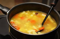 Cabbage-Potato-Carrot Soup