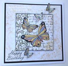 Designed by Lisa Baker 2014 for Imagination Crafts, as demonstrated on Create and Craft...