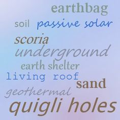 Underground Homes; utilizing the earths warmth for a cozy dwelling Passive Cooling, Passive Solar, Building Green Homes, Earth Sheltered Homes, Air Conditioning Installation, Living Roofs, Underground Homes, Earthship, Simple Living