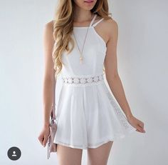 the term YOLO becoming less popular, or are people who say that slowly getting themselves killed. Playsuit from the term YOLO becoming less popular, or are people who say that slowly getting themselves killed. Cute Girl Outfits, Cute Summer Outfits, Cute Casual Outfits, Girly Outfits, Pretty Outfits, Stylish Outfits, Dress Outfits, Girls Fashion Clothes, Teen Fashion Outfits