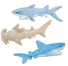 Mini Shark Toy Boys Play Set 12 Pieces 3 inch Plastic Ocean Animal Shark Figures