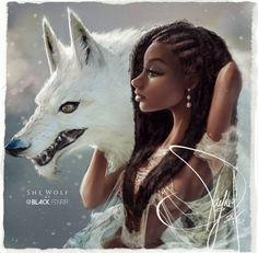 She Wolf by Black Fenrir