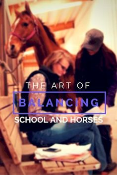 Balancing a life of school and horses is tough. But our AQHA fans know how to make it work!
