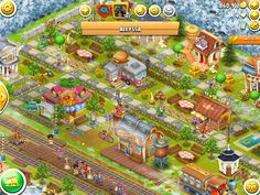 Hayday Farm Design, Hay Day, Game Design, New Homes, Layout, Games, Mary, Culture, Anime