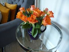 Flowers in my home