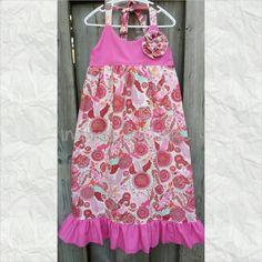 custom maxi dress