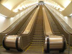 Die Rolltreppen in Prag sind ein echtes Erlebnis! [fc-foto:7383923]