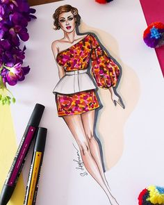 Design Portfolio Fashion Sketchbook Ideas 24 New Ideas Dress Design Drawing, Dress Design Sketches, Fashion Design Sketchbook, Fashion Design Drawings, Fashion Sketches, Fashion Model Drawing, Fashion Drawing Dresses, Fashion Illustration Dresses, Fashion Figure Drawing