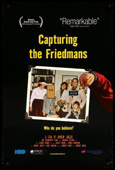 Capturing the Friedmans (Andrew Jarecki, 2003)
