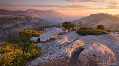 Olmsted Point, Yosemite N.P., California #SunKuWriter #Portugal  FREE Books ► http://Sun-Ku.com  ◄