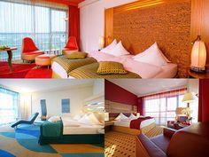 #HOTELS #SWD #GREEN2STAY Radisson Blu Hotel, Rostock Chili, Urban oder doch lieber Ocean? Welcher unserer stylischen Zimmerstile ist Ihr Favorit?  #Design #RadissonBlu
