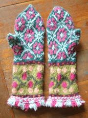 Forget-me-not: Knits and Crochet