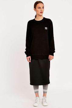 adidas Originals HYKE Black Jumper