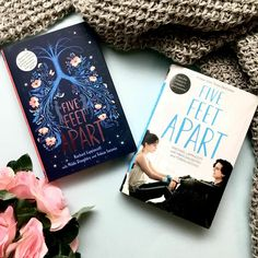 Five feet apart Rachael Lippencot I Love Books, Good Books, Books To Read, My Books, Romance Movies Best, Beautiful Book Covers, Books For Teens, Book Aesthetic, The Fault In Our Stars