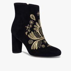 Boots brodé Antik Batik