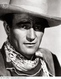 The Duke  My father-in-law was John Wayne's personal wrangler.  The Duke was a kind and gentle man.